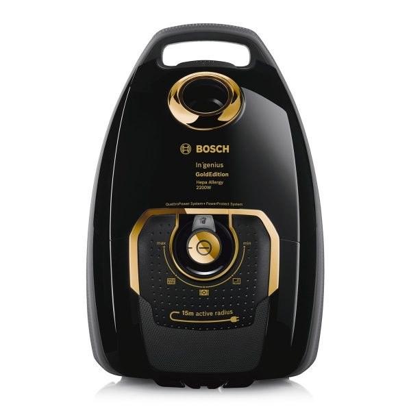 تصویر جاروبرقی 2200 وات بوش مدل BGL8GOLDIR 2200 watt Bosch vacuum cleaner model BGL8GOLDIR