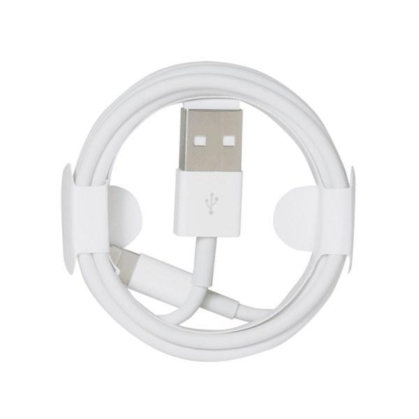 تصویر کابل اورجینال iPhone X iPhone X original cable