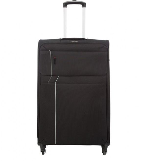 چمدان سایز بزرگ مشکی جوتی جینز Jooti Jeans
