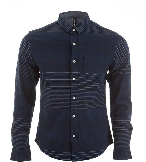 پیراهن آستین بلند مردانه جین وست