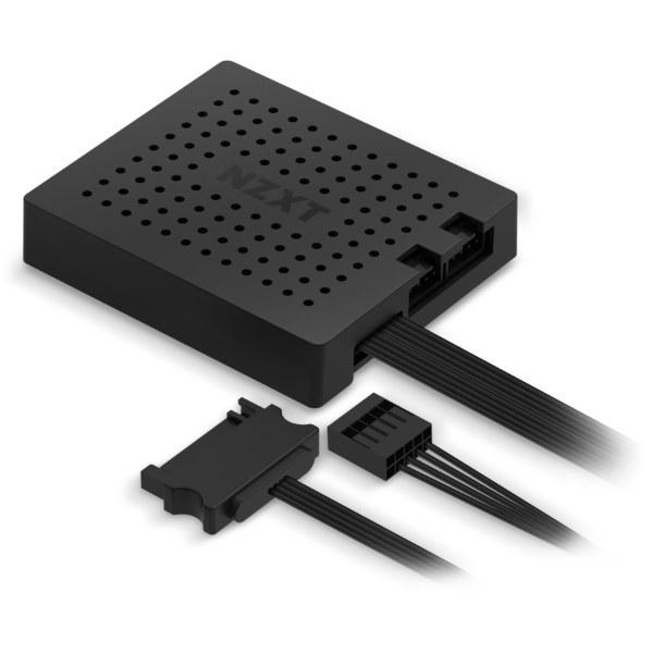 NZXT RGB & Fan Controller RGB Lighting & Digitally-Controlled Fan Channels