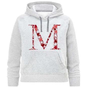 هودی دخترانه طرح M کد K139 |