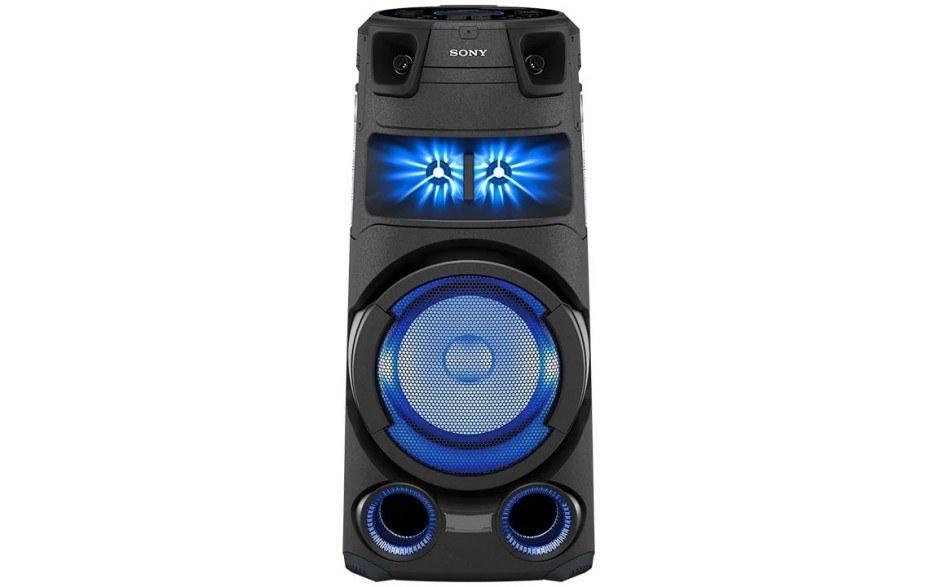 تصویر پخش کننده خانگی سونی 1400 وات Sony MHC-V73D Sony MHC-V73D MULTIMEDIA PLAYER 1400w