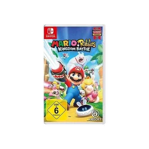 تصویر Mario + Rabbids Kingdom Battle - Nintendo Switch