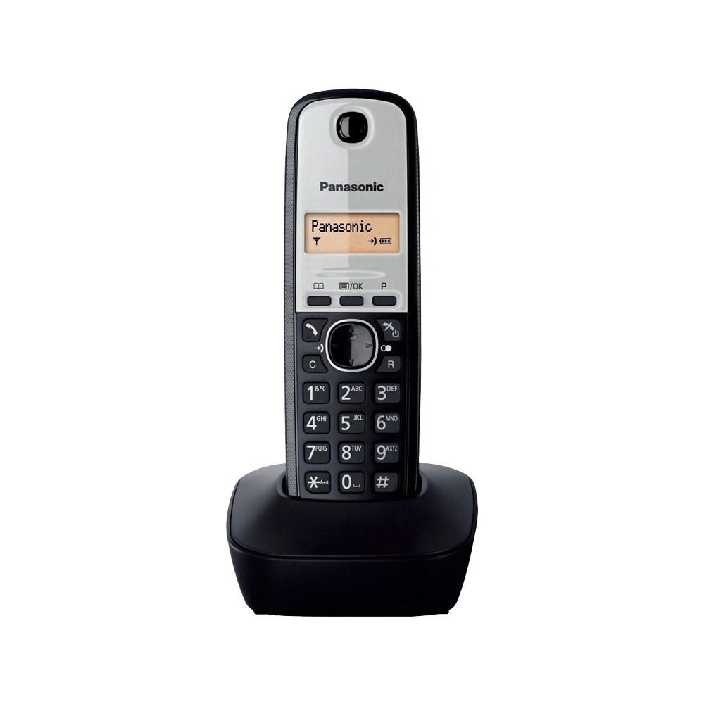تصویر تلفن بی سیم پاناسونیک مدل KX-TG1911 Panasonic Digital Cordless Phone - KX-TG1911