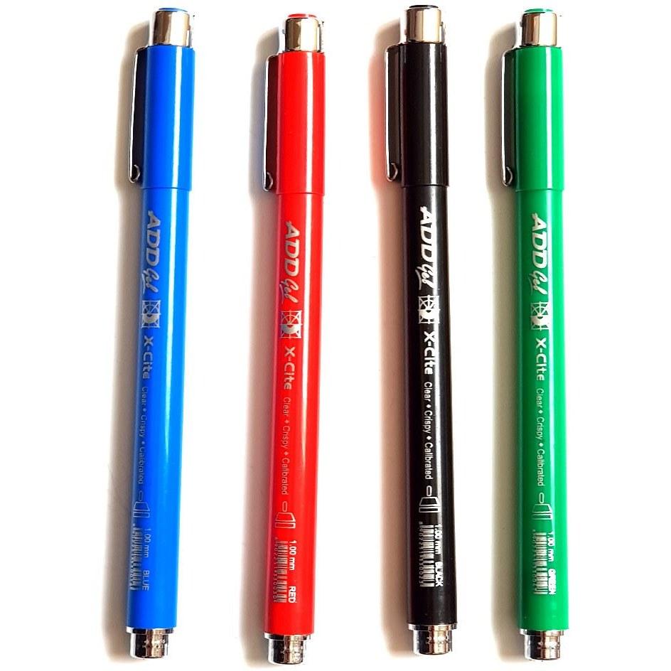 خودکار خوشنویسی   ادد بسته ده عددی