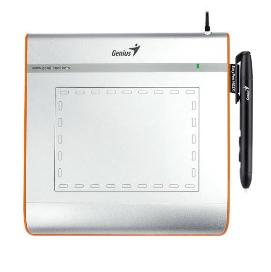 تصویر قلم نوری جنیوس مدل EasyPen i405X Genius EasyPen i405X Digital Pen