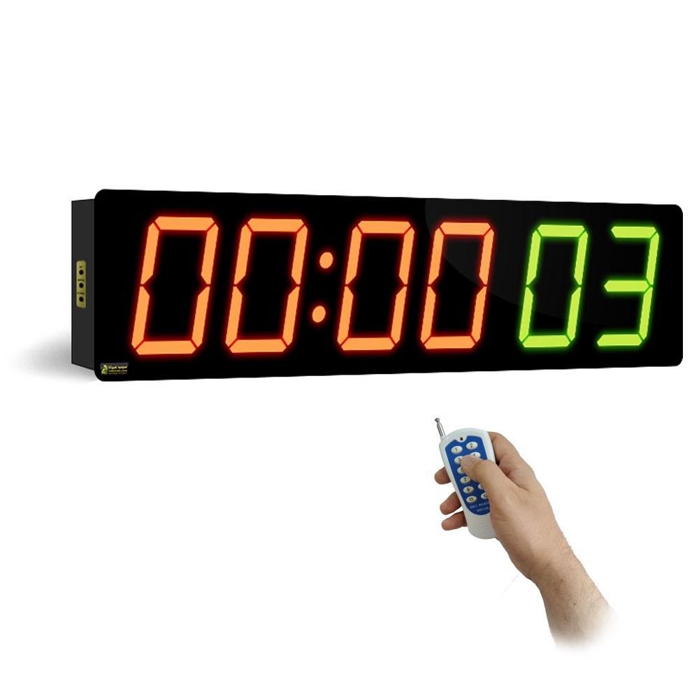 تصویر تایمر باشگاهی دیجیتال کراس فیت crossfit timer مدل CF40155
