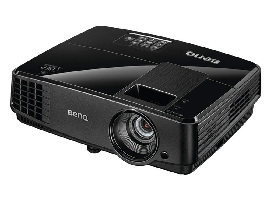 تصویر ویدئو پروژکتور بنکیو مدل ام ایکس ۵۰۵ BENQ MX505 XGA Business Projector