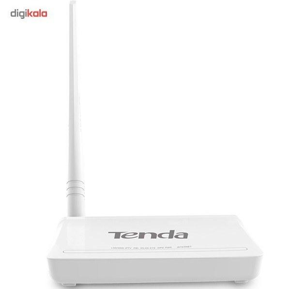 تصویر مودم تندا وایرلس D152 Modem Tenda D152 Wireless N150 ADSL2+