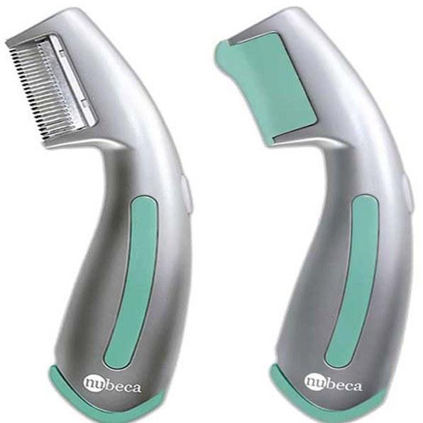 شانه الکتریکی ضد شپش لایس کمب سرنوبکا مدل ۱۰۰۱ Nubeca Electric Lice Comb