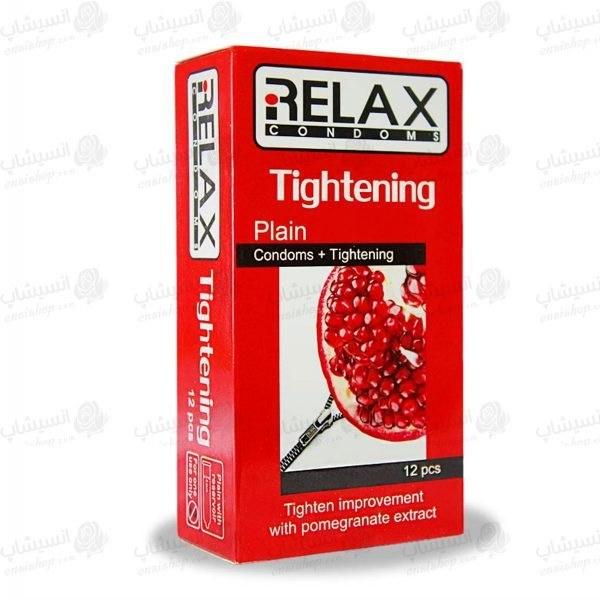 کاندوم تنگ کننده ریلکس – Relax tightening condom |