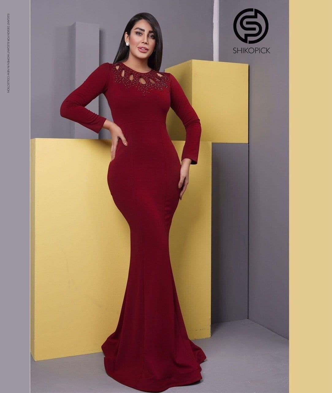 image لباس مجلسی مدل آفتاب