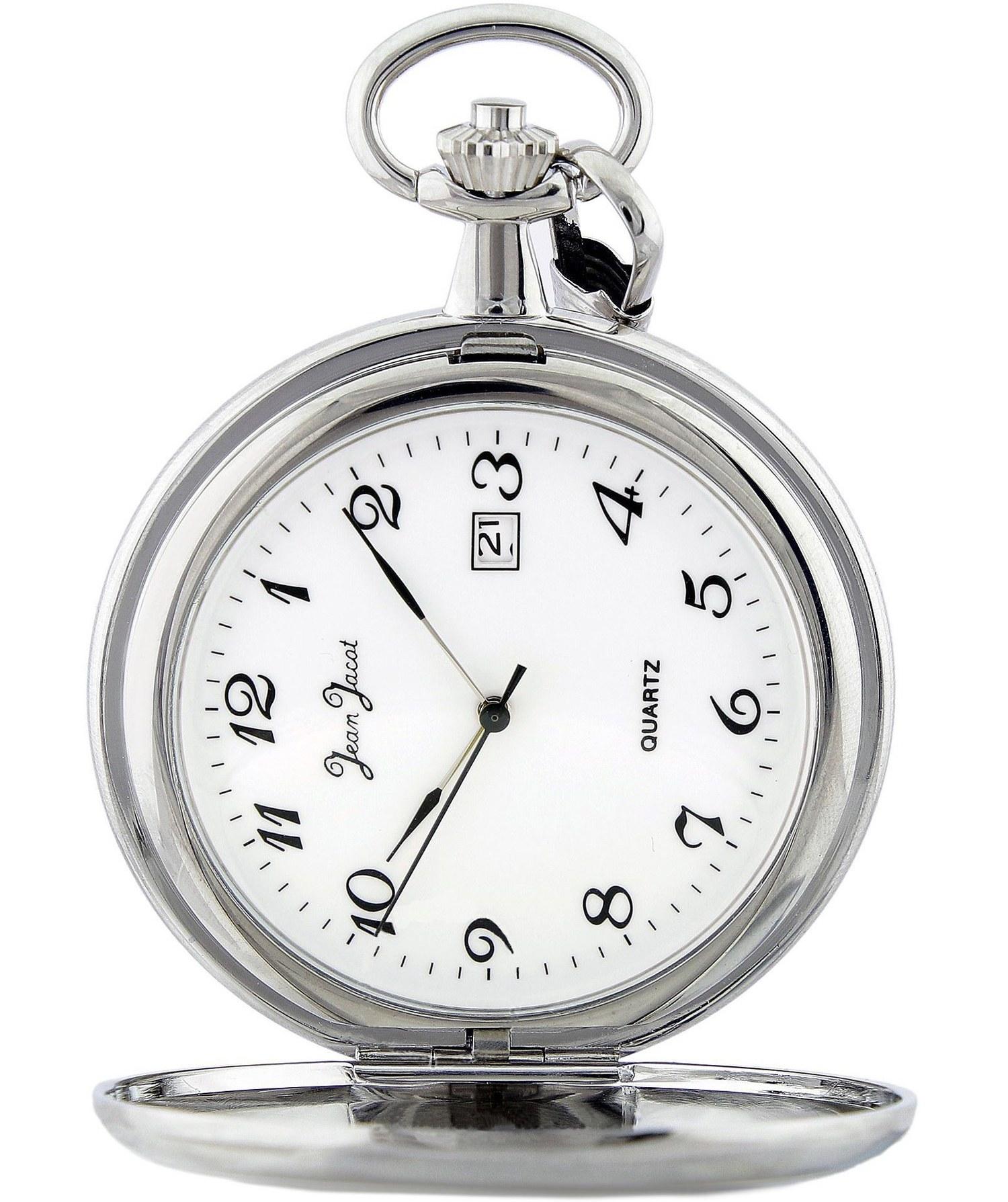 تصویر ساعت جیبی مردانه ژان ژاکت ، کد 1033-QS