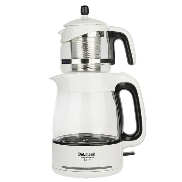 تصویر چای ساز دلمونتی مدل DL - 400 ا Delmonti DL - 400 Tea Maker Delmonti DL - 400 Tea Maker