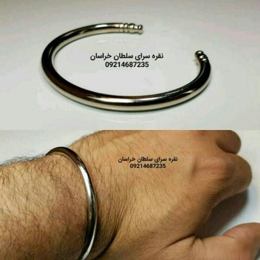 تصویر دستبند خلخال فولادی اعلا