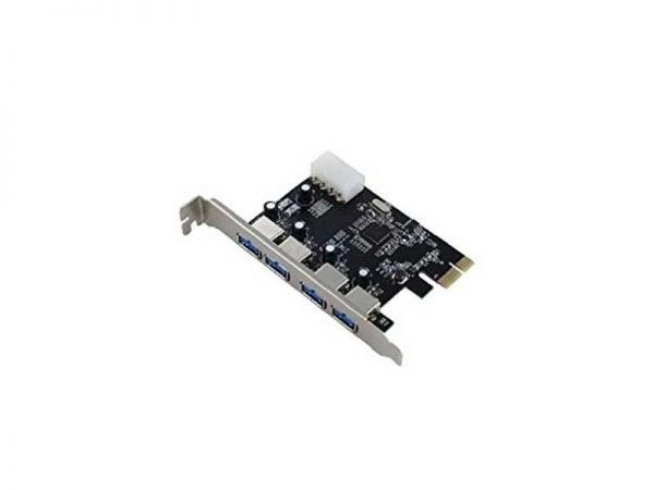 کارت پی سی آی اکسپرس PCI Express to USB 3.0 card