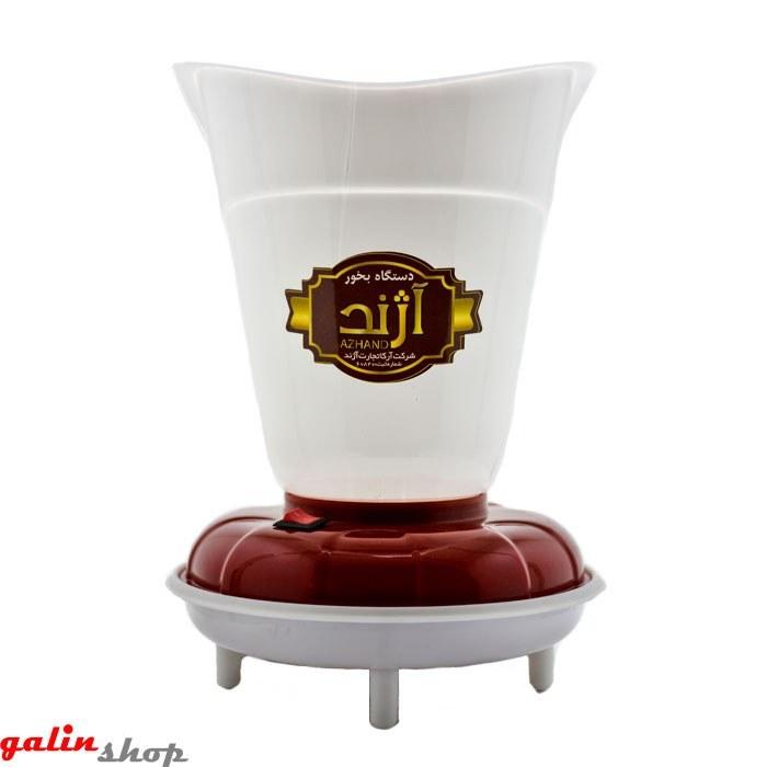 عکس دستگاه بخور گرم صورت آژند Azhand Air Humidifer  دستگاه-بخور-گرم-صورت-اژند-azhand-air-humidifer