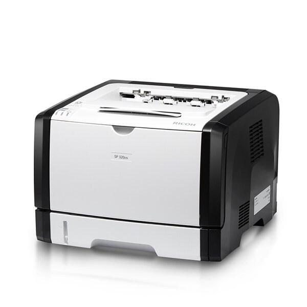 تصویر پرینتر ریکو SP 320DN ا لیزری تک کاره سیاه و سفید - Ricoh Laser Printer لیزری تک کاره سیاه و سفید - Ricoh Laser Printer