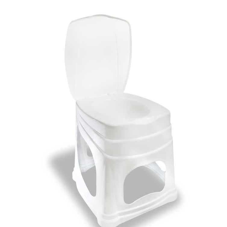 توالت فرنگی پلاستیکی دورباز نوید ارتو