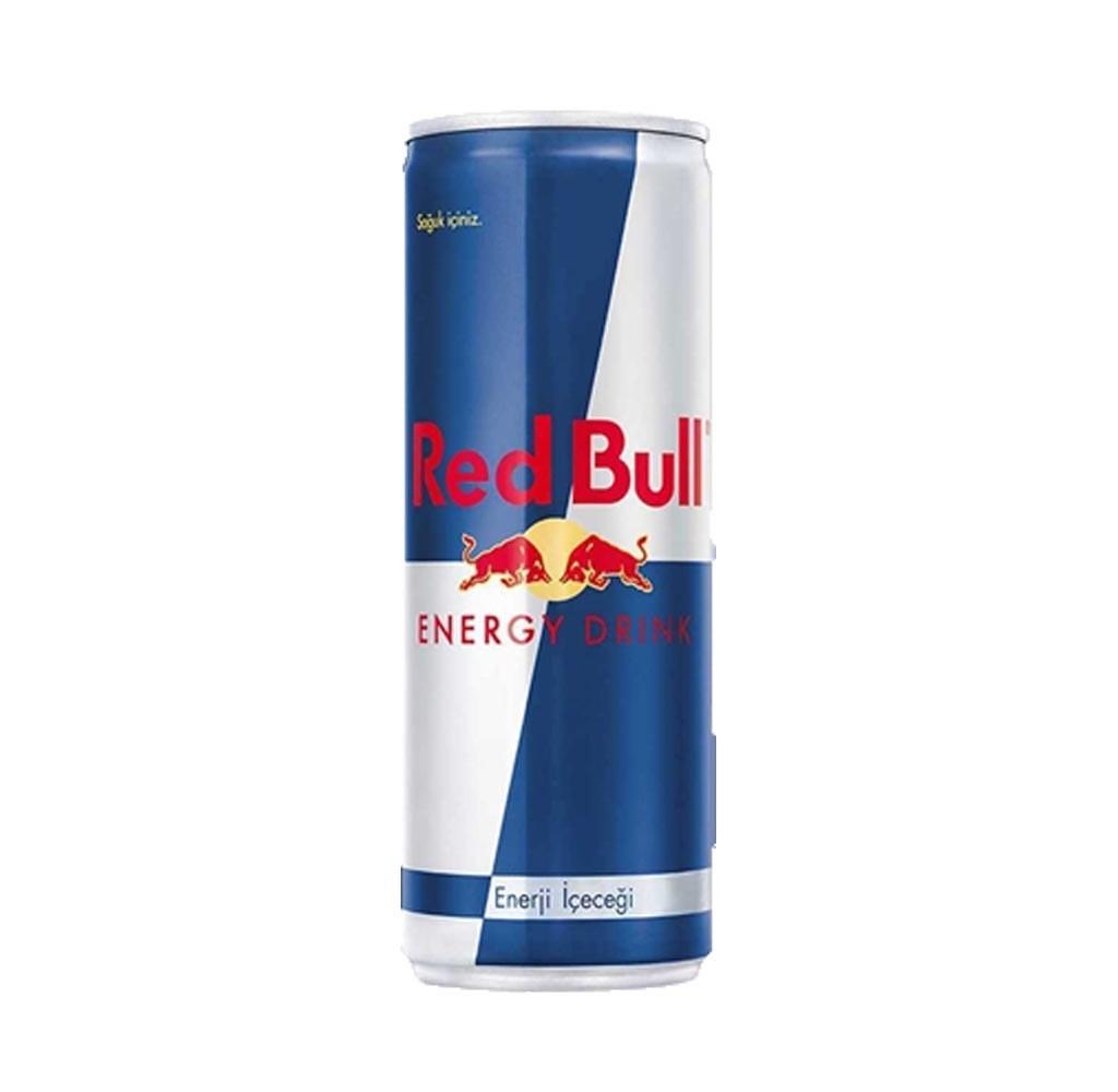 تصویر نوشابه انرژی زا ردبول اصل Red Bull