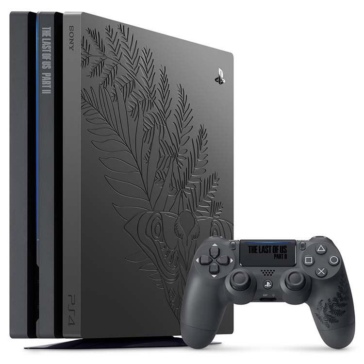 تصویر پلی استیشن 4 پرو باندل || The Last of Us Part ظرفیت 1 ترابایت Limited Edition کد محصول: Limited Edition + Game