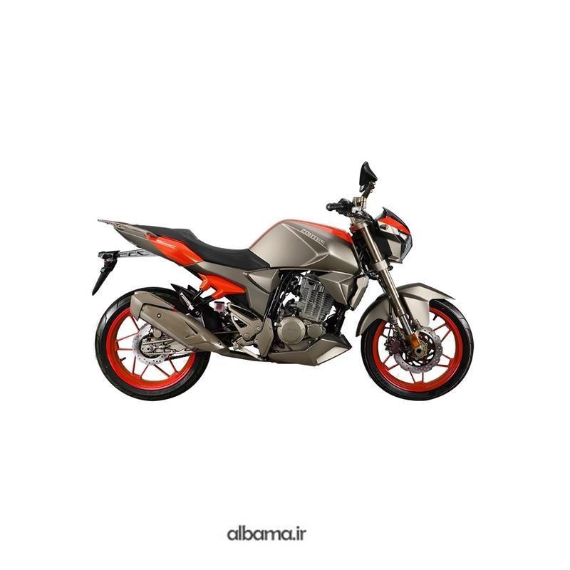موتور سیکلت S 250 زونتس |