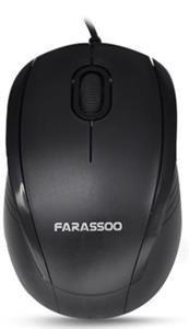 تصویر ماوس فراسو مدل اف او ام 1025 Farassoo FOM-1025 Optical Mouse