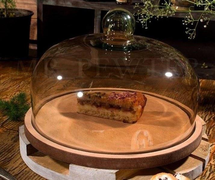 تصویر ظرف درب دار کاپ کیک