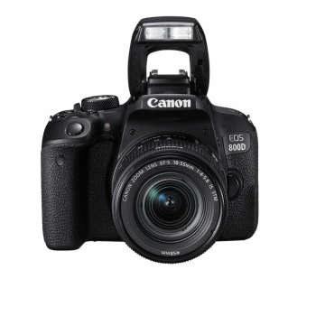تصویر دوربین دیجیتال کانن مدل EOS 800D به همراه لنز ۱۸-۵۵ میلی متر IS STM Canon EOS 800D Digital Camera With 18-55mm IS STM Lens