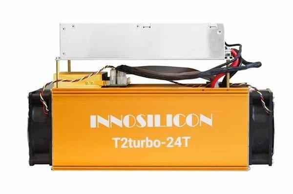 ماینرinnosilicom T2 Turbo