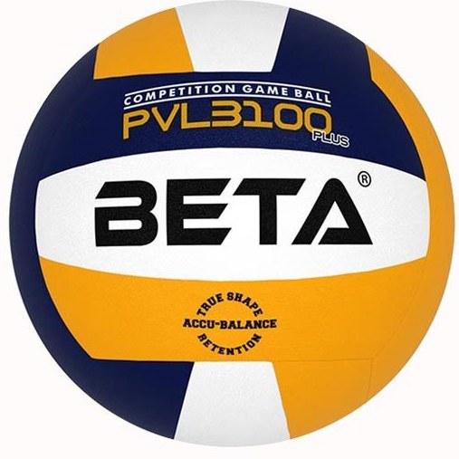 توپ والیبال چرمی بتا مدل PVL۳۱۰۰