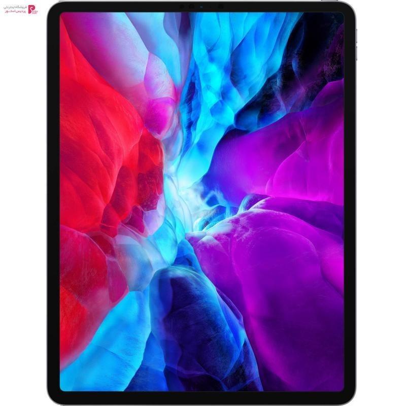 تصویر تبلت اپل آیپد پرو 2020 مدل 12.9 اینچی ظرفیت 512 گیگابایت 4G Apple iPad Pro 12.9 inches (2020) 4G 512GB