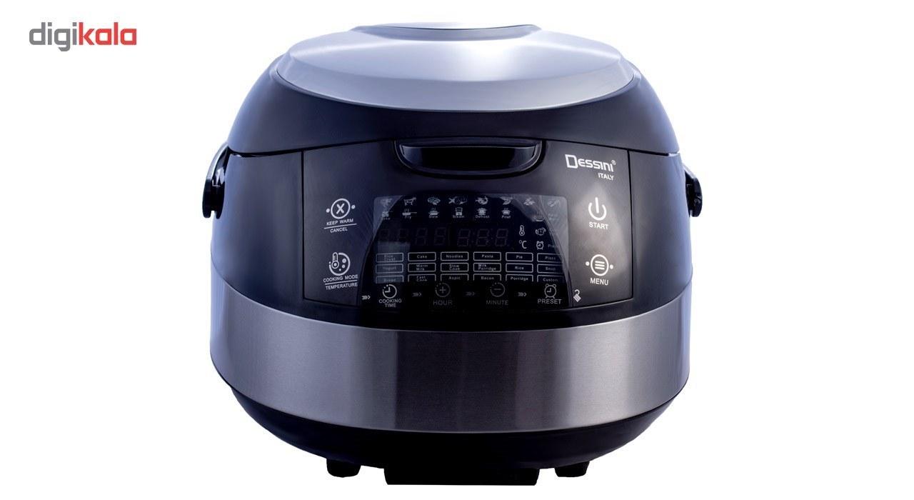 تصویر پلوپز 60 کاره دسینی مدل KF-500 Dessini KF-500 60 Function Rice Cooker