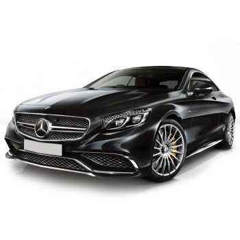 خودرو مرسدس بنز S65 اتوماتیک کوپه سال 2016 | Mercedes Benz S65 Coupe 2016 AT
