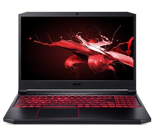 تصویر لپ تاپ ایسر مدل Nitro 7 AN715 با پردازنده i7 و صفحه نمایش فول اچ دی Acer Nitro 7 AN715 Core i7 16GB 1TB SSD 4GB 1650 Full HD Laptop