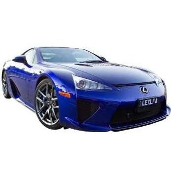خودرو لکسوس LFA اتوماتیک سوپر اسپورت سال 2012 | Lexus LFA SuperSport 2012 AT