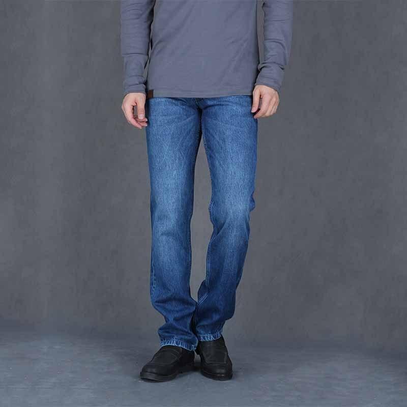 شلوار جین مردانه یزدباف کد 015122
