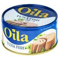 تن  ماهی اویلا(در روغن سویا) 180 گرم
