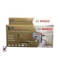 پودر جرم گیر ماشین ظرفشویی و لباس شویی بوش مدل گلد Bosch |