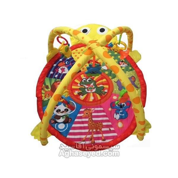 تشک بازی کودک مدل لاکپشت کد00201337