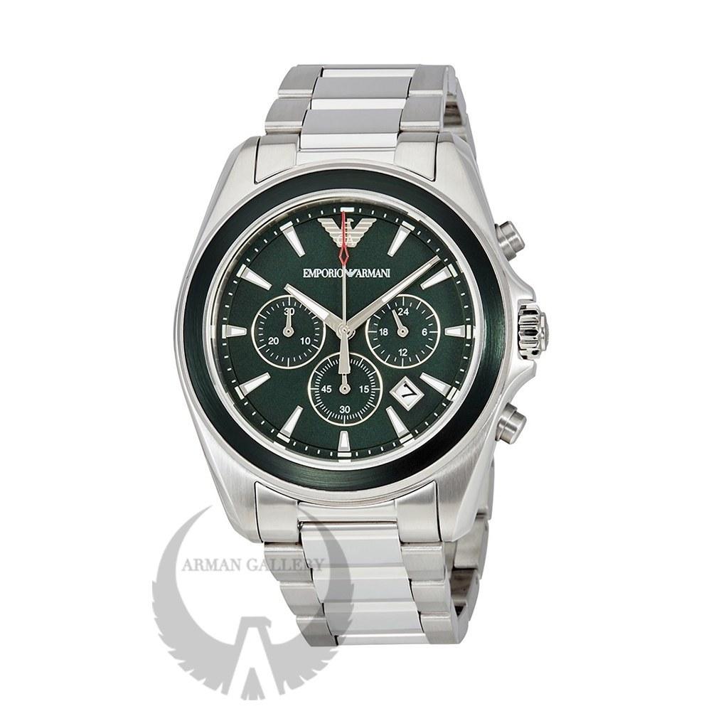 ساعت مچی عقربه ای مردانه امپریو آرمانی مدل AR۶۰۹۰