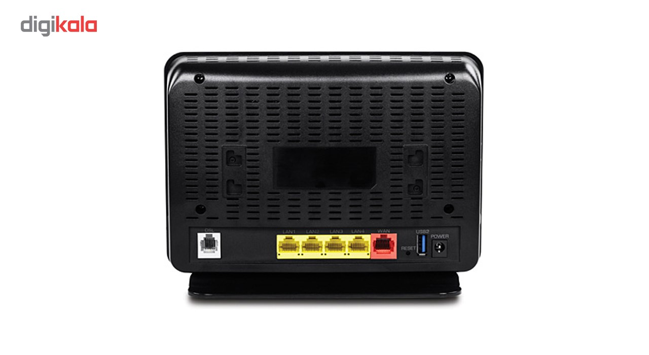 img مودم روتر بی سیم ADSL2 Plus و VDSL2 ترندنت مدل TEW-816DRM TRENDnet TEW-816DRM VDSL2 and ADSL2 Plus Wireless Router