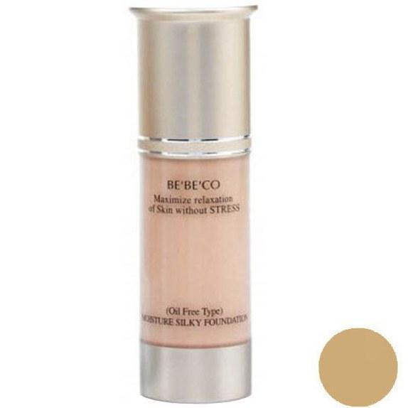 کرم پودر ببکو سری Alfredo مدل moisture silky حاوی ++SPF30PA شماره 405
