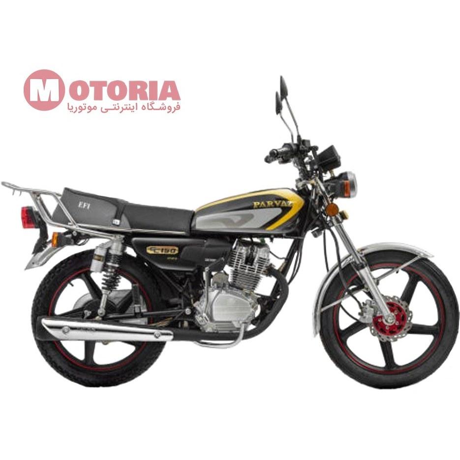 main images موتور سیکلت پرواز مدل CDI 150 سال ۱۳۹۹