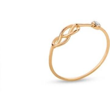 انگشتر طلا زنانه کد ۲۲۶-R98