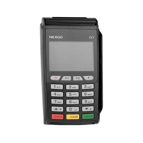 تصویر پایانه فروشگاهی سیار (POS) نکس گو مدل G3 ا Nexgo G3 Portable POS Terminal Nexgo G3 Portable POS Terminal