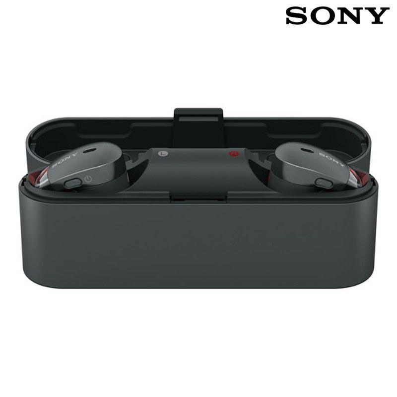تصویر هدست بی سیم سونی WF-1000X Black Sony WF-1000X Black Wireless headset