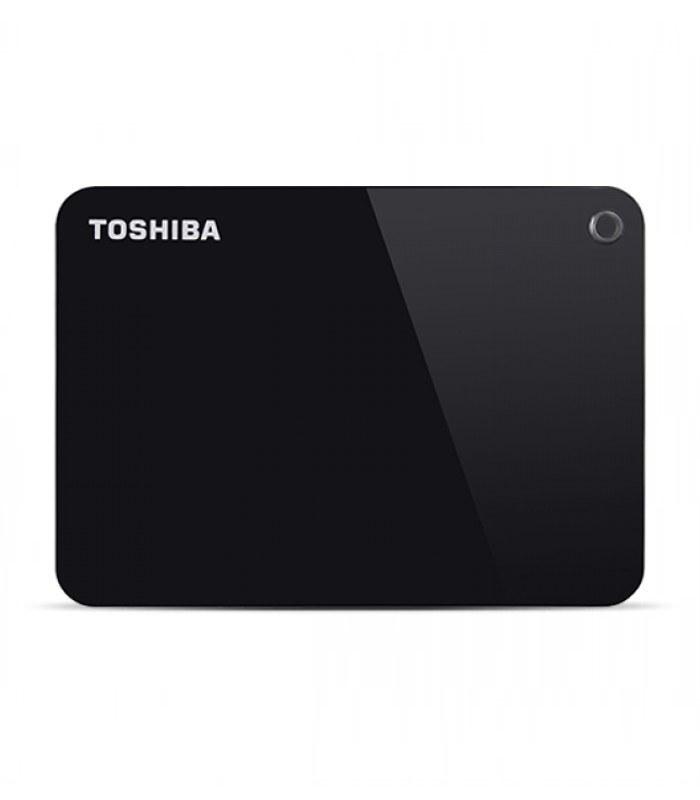 تصویر هارد دیسک اکسترنال توشیبا مدل 3 ترابایت TOSHIBA Canvio Advance 3TB