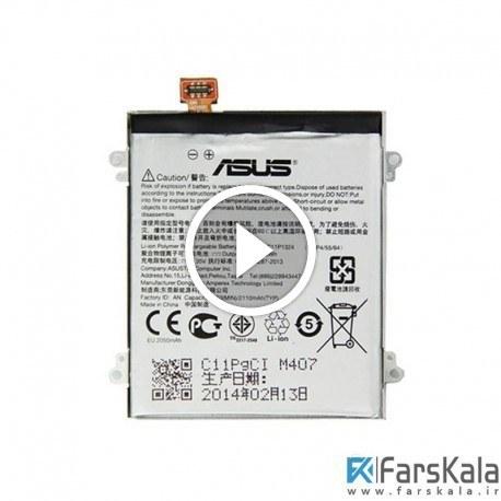 تصویر باتری اصلی Asus Zenfone 5 A500CG Battery